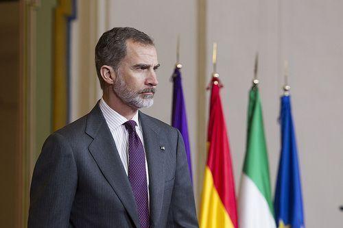 La Masonería Española otorga al Rey su más alta condecoración