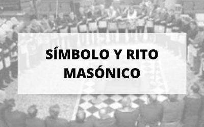 El símbolo y el rito masónico