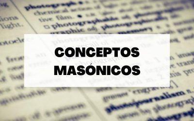 Conoce algunos términos del mundo de la masonería